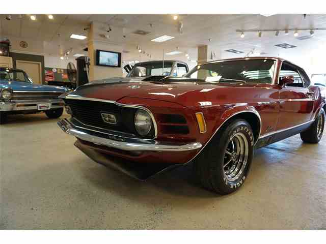 1970 Ford Mustang | 1028866