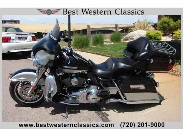 2012 Harley-Davidson FLHTK | 1028877