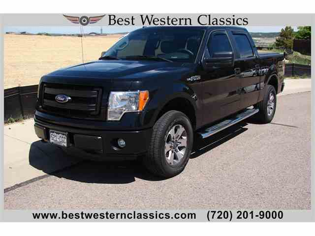 2014 Ford F150   1028880