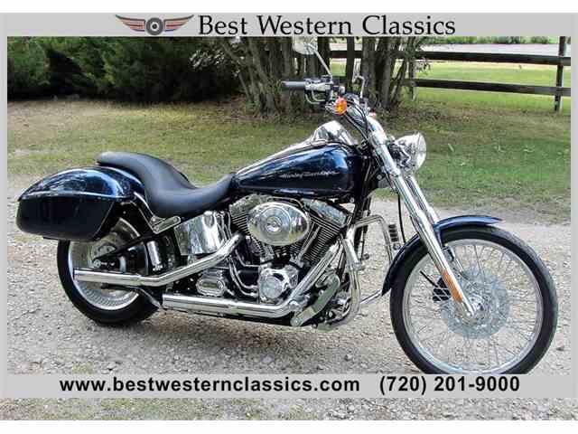 2002 Harley-Davidson Softail | 1028890