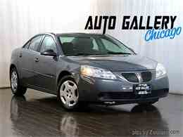 Picture of 2007 Pontiac G6 located in Addison Illinois - LVQ2