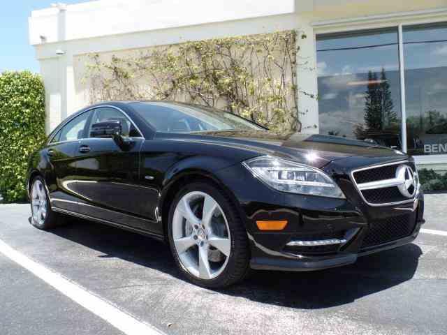 2012 Mercedes-Benz CLS550 | 1028909