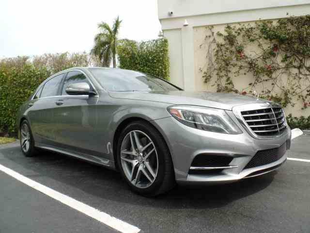 2014 Mercedes-Benz S550 | 1028914