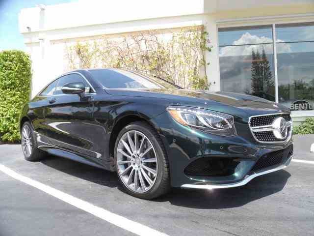 2016 Mercedes S550 4-Matic Coupe | 1028920