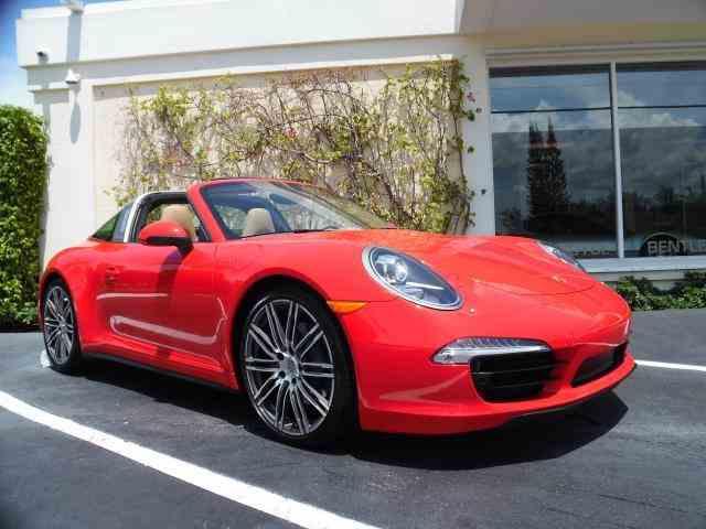 2015 Porsche 911 Carrera 4S Targa | 1028928