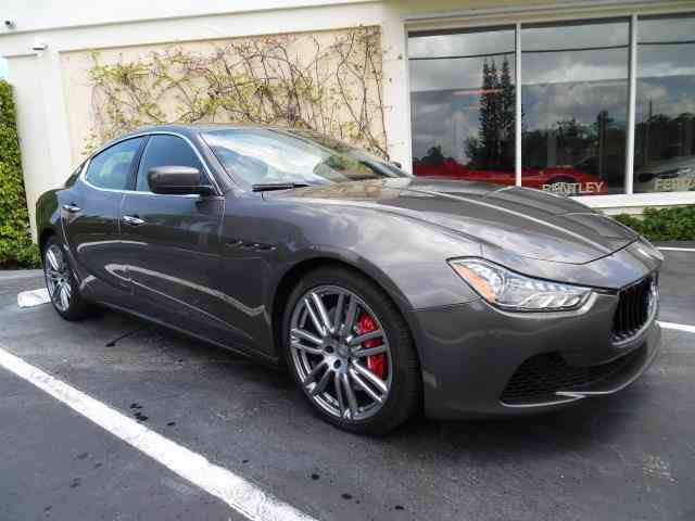 2016 Maserati Ghibli   1028933