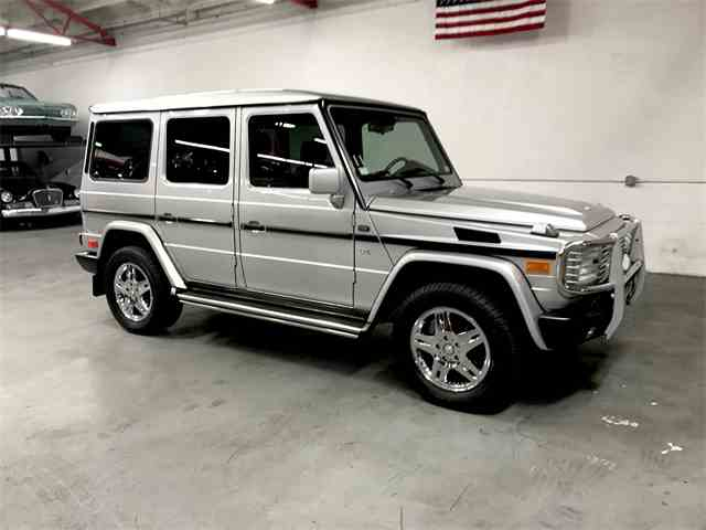 Picture of '00 G-Class - M1XV