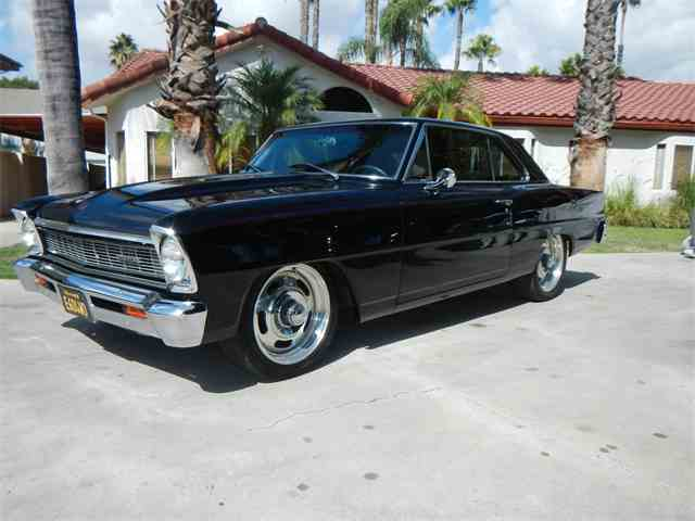 Picture of Classic '66 Chevrolet Nova II SS located in Woodland Hills CALIFORNIA - $69,000.00 Offered by California Cadillac And Collectibles - M1YA