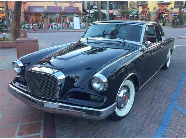 1962 Studebaker Gran Turismo | 1028969
