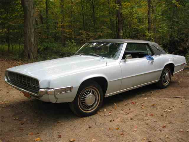 1968 Ford Thunderbird   1028973