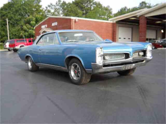 1967 Pontiac GTO | 1028976