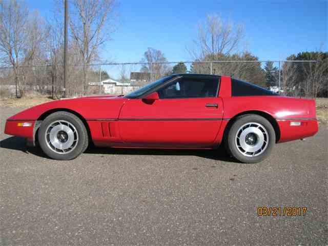 1984 Chevrolet Corvette | 1028979