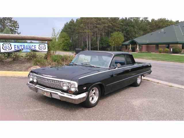 1963 Chevrolet Biscayne | 1028984