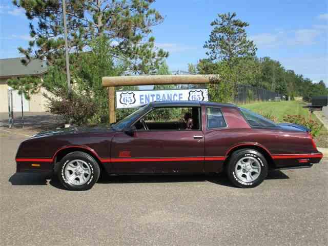 1987 Chevrolet Monte Carlo | 1028992