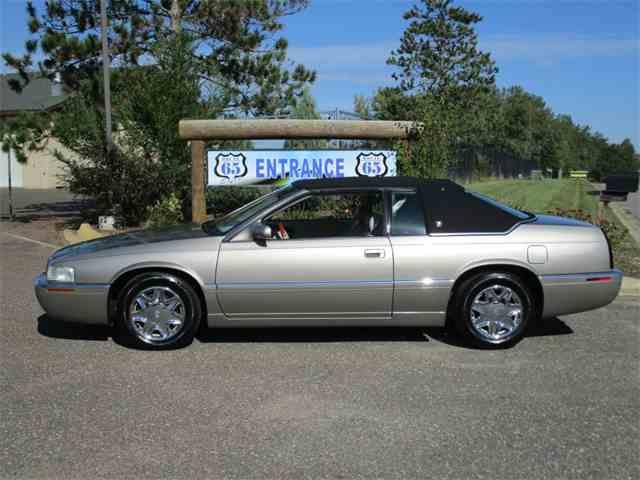 2001 Cadillac Eldorado | 1028993