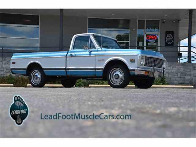 1972 Chevrolet C10 | 1020009