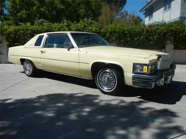 Picture of '78 Cadillac Coupe DeVille located in CALIFORNIA Offered by California Cadillac And Collectibles - M1ZE