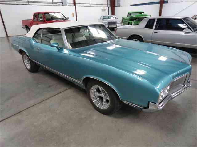 1970 Oldsmobile Cutlass Supreme | 1029005