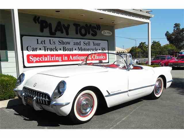 1954 Chevrolet Corvette | 1029013