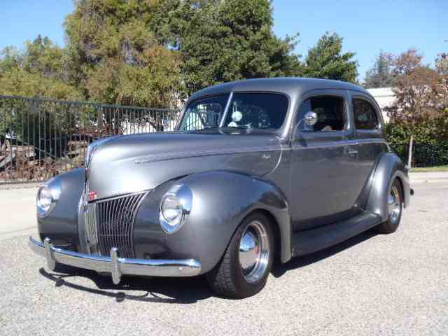 1940 Ford Tudor | 1029015