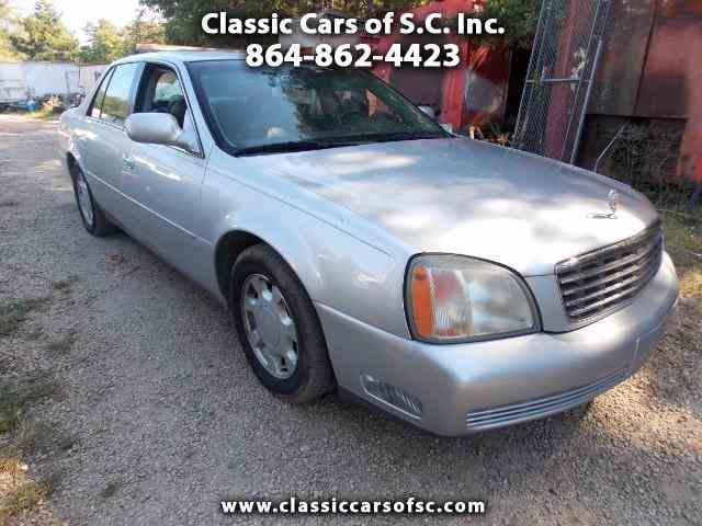 2000 Cadillac DeVille | 1029045
