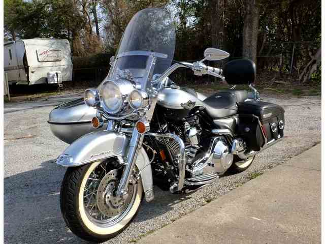 2003 Harley-Davidson Road King | 1029046