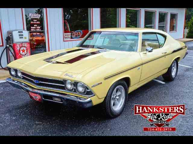 1969 Chevrolet Chevelle | 1029050