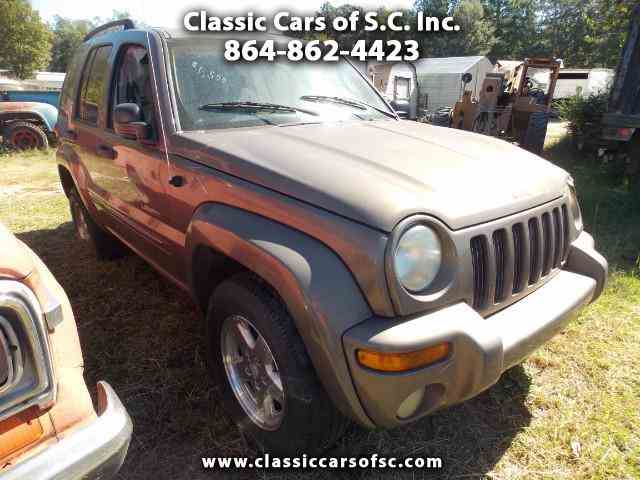 2002 Jeep Liberty | 1029054