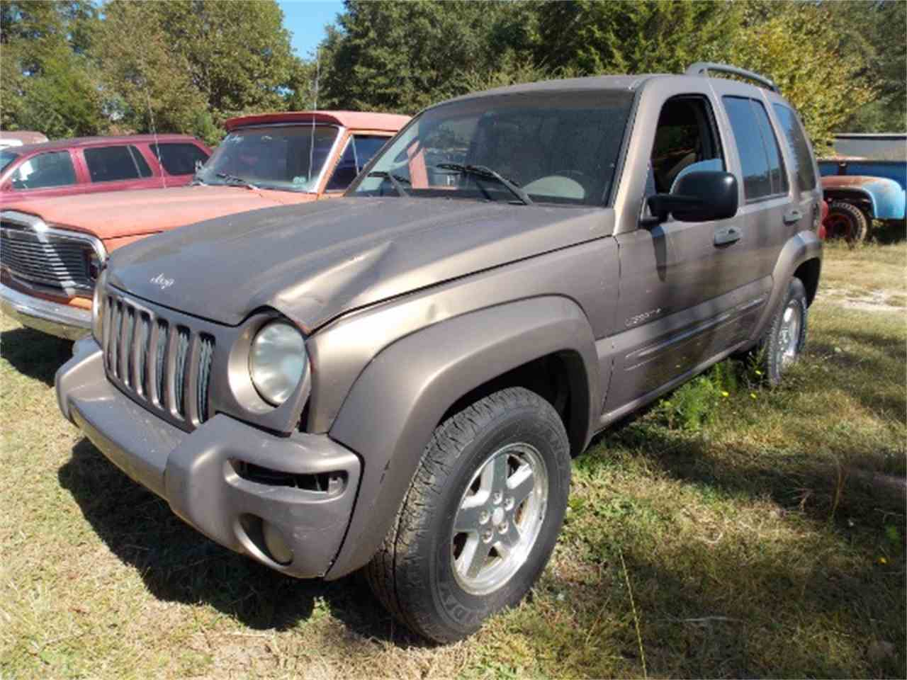 2002 jeep liberty for  | classiccars | cc-1029054