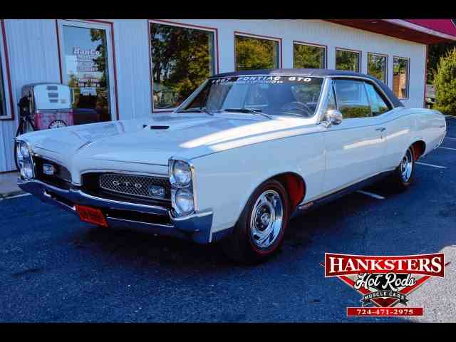 1967 Pontiac GTO | 1029055