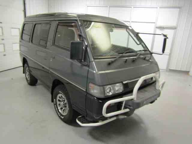 1991 Mitsubishi Delica | 1029057