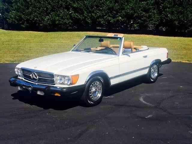 1985 Mercedes-Benz 300SL   1029059