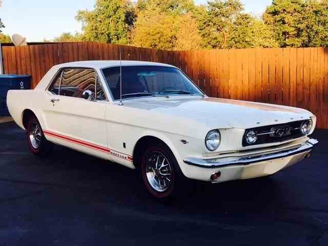 1966 Ford Mustang GT | 1029065