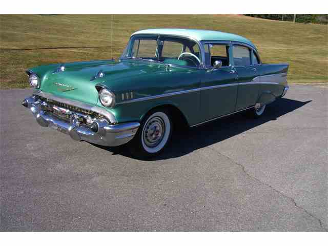 1957 Chevrolet Bel Air | 1029083