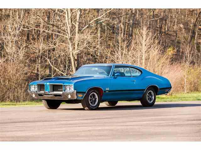 1971 Oldsmobile 442 | 1029086