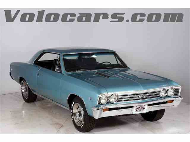1967 Chevrolet Chevelle SS | 1029091