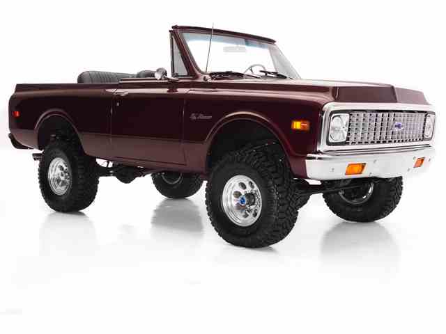 Picture of '71 Blazer - M229