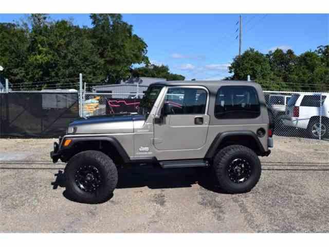 2004 Jeep Wrangler   1020911