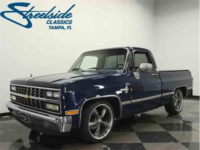 1986 Chevrolet Silverado | 1029120