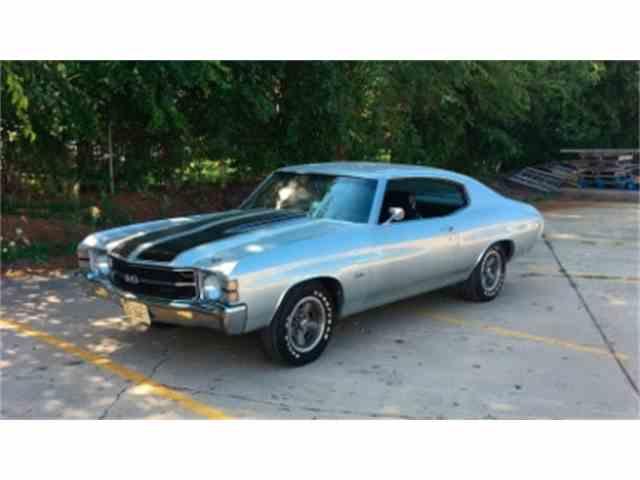 1971 Chevrolet Chevelle | 1029123