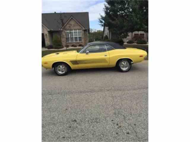 1972 Dodge Challenger | 1029129