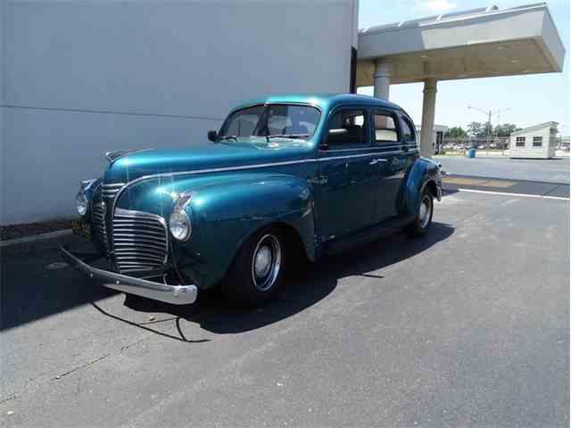1941 Plymouth 4-Dr Sedan | 1020913