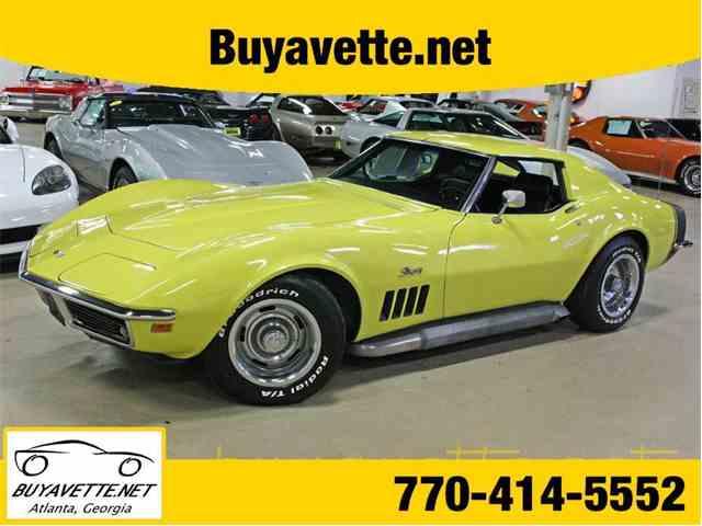 1969 Chevrolet Corvette | 1029134