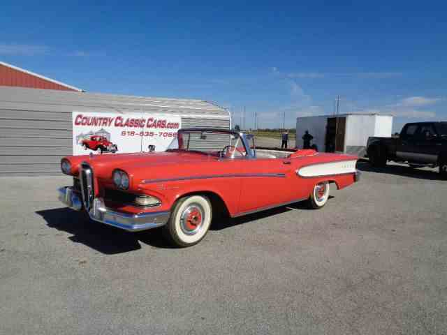 1958 Edsel Pacer | 1029137