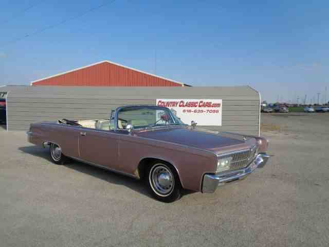 1965 Chrysler Imperial Crown | 1029142
