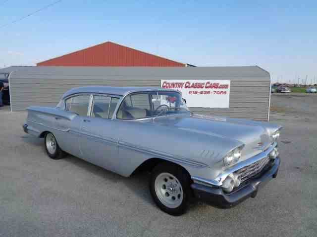 Picture of Classic '58 Chevrolet Biscayne - M23E
