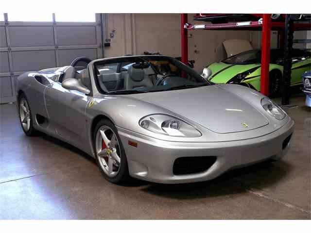 2001 Ferrari 360 | 1029148