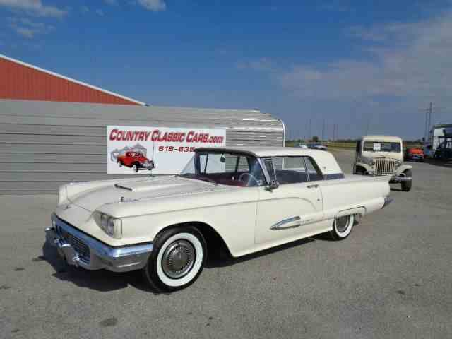 1959 Ford Thunderbird | 1029149