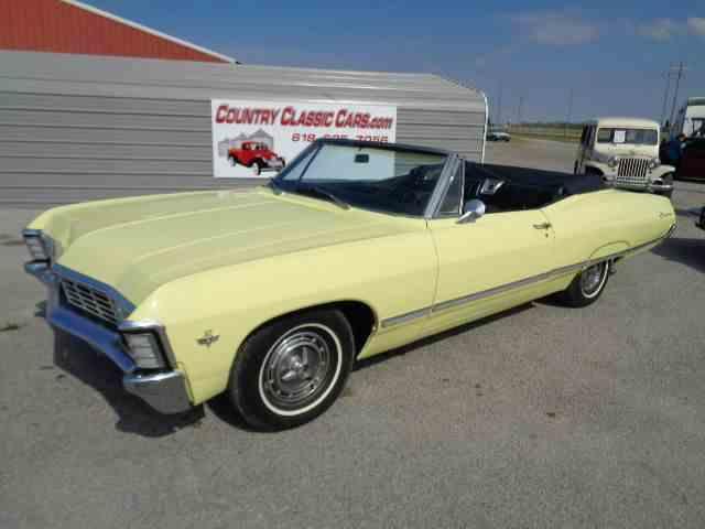 1967 Chevrolet Impala | 1029151