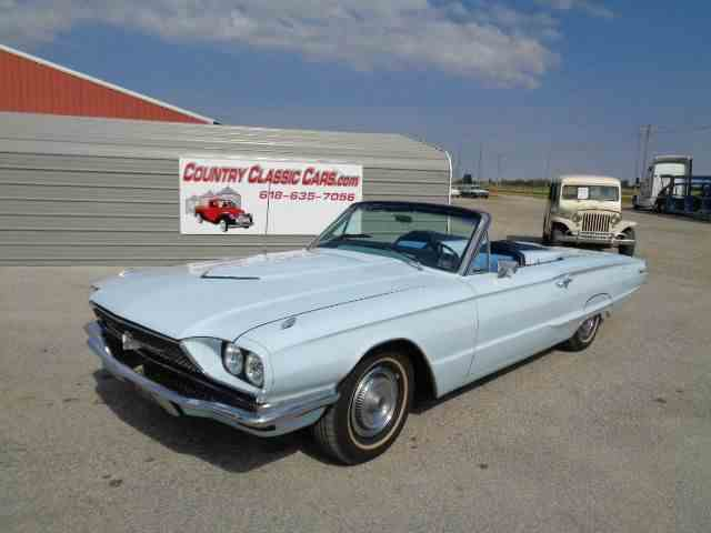 1966 Ford Thunderbird | 1029153